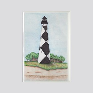 Cape Lookout lighthouse Magnets