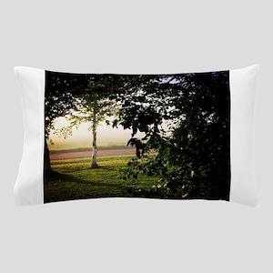 Foggy Sunrise Pillow Case