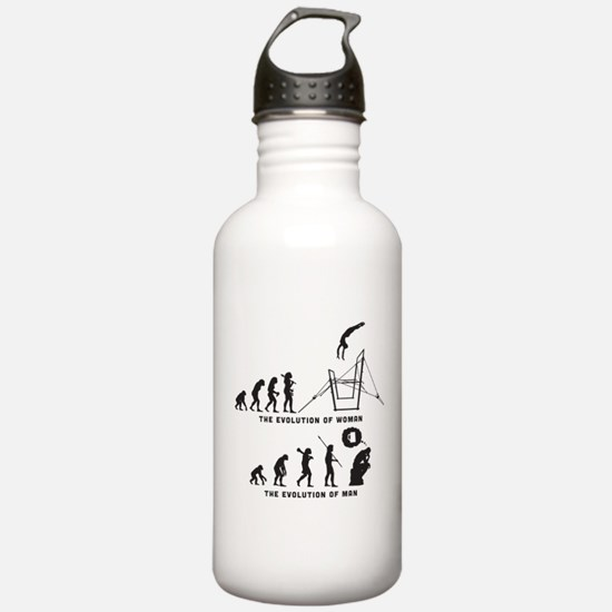 Gymnastic Uneven Bars Water Bottle