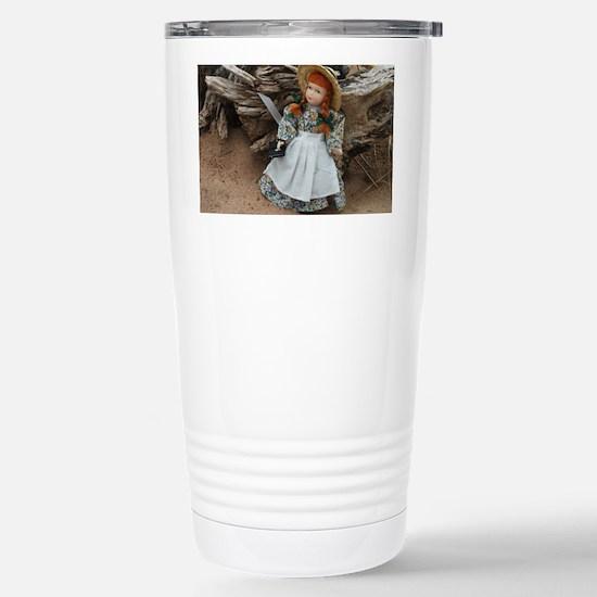 Anne of Green Gables Do Stainless Steel Travel Mug