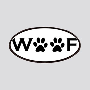 Woof Paws Patch