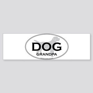 DOGGPA Sticker (Bumper)