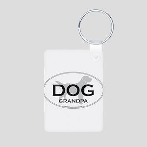 DOGGPA Aluminum Photo Keychain