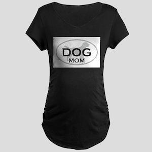 DOGMOM Maternity Dark T-Shirt