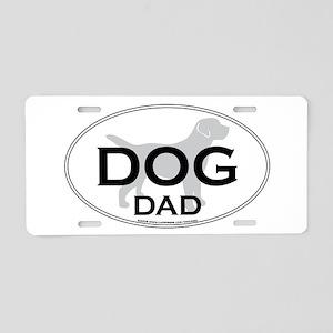 DOGDAD Aluminum License Plate