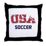 USA Sports Throw Pillow