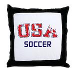 USA Sports Throw Pillow