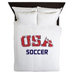 USA Sports Queen Duvet