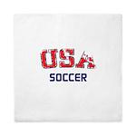 USA Sports Queen Duvet