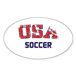 USA Sports Sticker