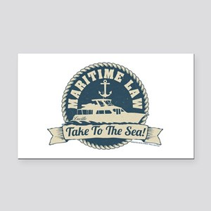Arrested Development Maritime Rectangle Car Magnet