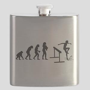 Steeplechase Flask