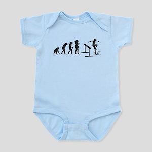 Steeplechase Infant Bodysuit