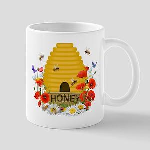 Beekeeping Mug Mugs