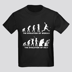 Squash Kids Dark T-Shirt