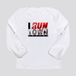 """Infant - """"I Run This Town"""" T Long Sleeve"""