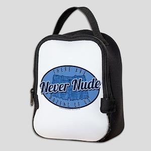Arrested Development Never Nude Neoprene Lunch Bag
