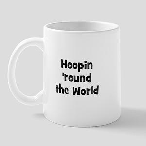 Hoopin 'round the World Mug
