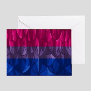 Bi Pride Greeting Card