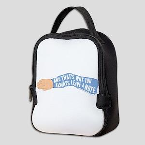 Arrested Development Leave a No Neoprene Lunch Bag