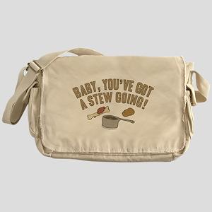 Arrested Development Stew Messenger Bag