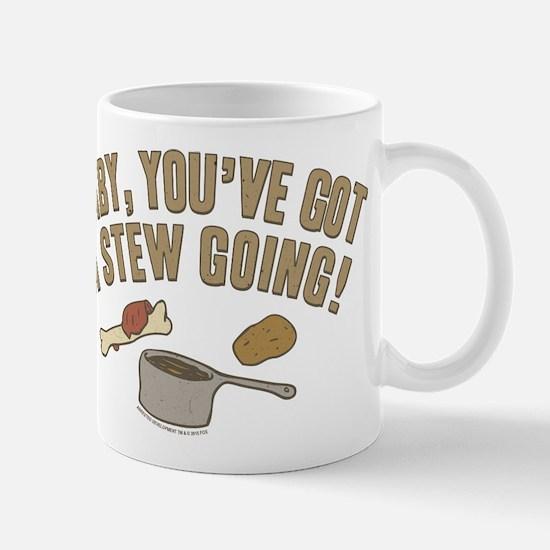 Arrested Development Stew Mug