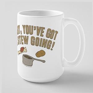 Arrested Development Stew Large Mug