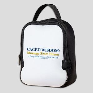 Arrested Development Caged Wisd Neoprene Lunch Bag