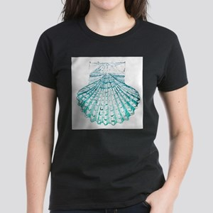 modern sea shells nautical T-Shirt