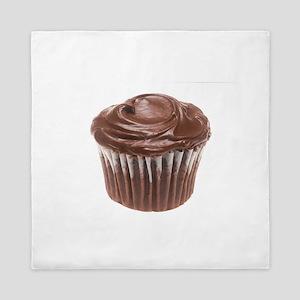 Chocolate Cupcake Queen Duvet