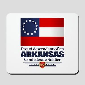 Arkansas Proud Descendant Mousepad