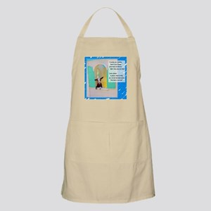 I'll Be the Best I Can Be Apron
