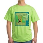 I'll Be the Best I Can Be Green T-Shirt