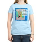 I'll Be the Best I Can Be Women's Light T-Shirt