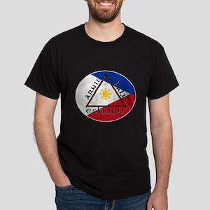 escrima decal white stroke T-Shirt