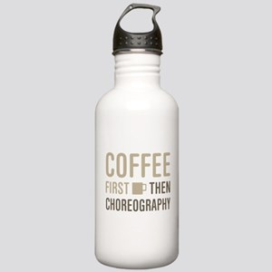 Coffee Then Choreograp Stainless Water Bottle 1.0L
