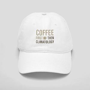 Coffee Then Climatology Cap