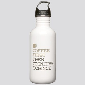 Coffee Then Cognitive Stainless Water Bottle 1.0L