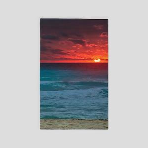 Sunset Beach Area Rug