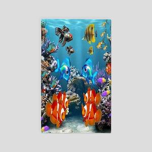 Under the Sea Area Rug