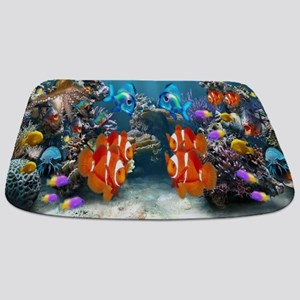 Under the Sea Bathmat