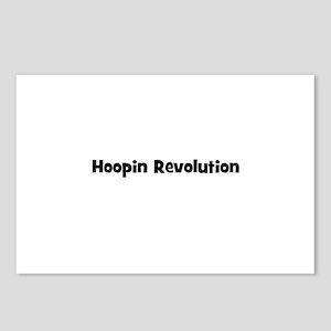 Hoopin Revolution Postcards (Package of 8)
