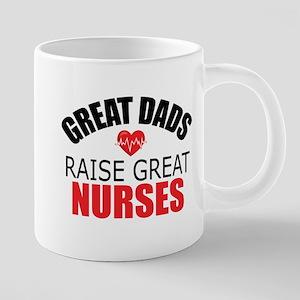 Dad of Nurse Mugs