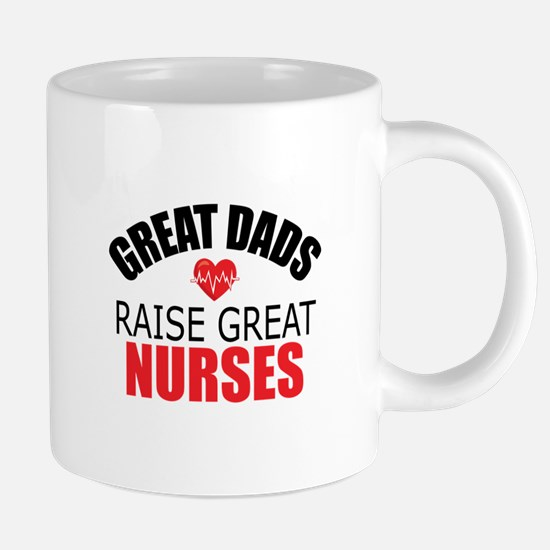 Dad of Nurse Mugs