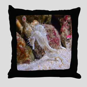Seahorse Gifts Throw Pillow