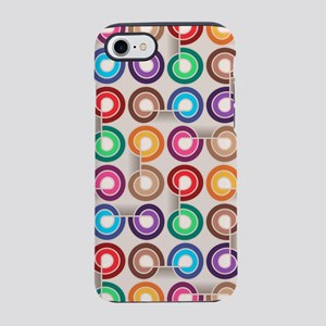 Abstract Colorful Decorative iPhone 8/7 Tough Case