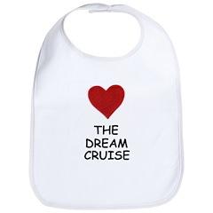LOVE THE DREAM CRUISE Bib
