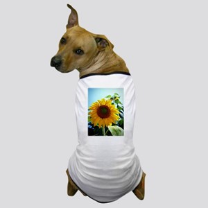 Smiling in the Sun Dog T-Shirt