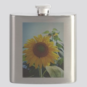 Smiling in the Sun Flask