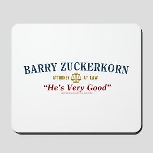 Arrested Development Barry Zuckerkorn Mousepad